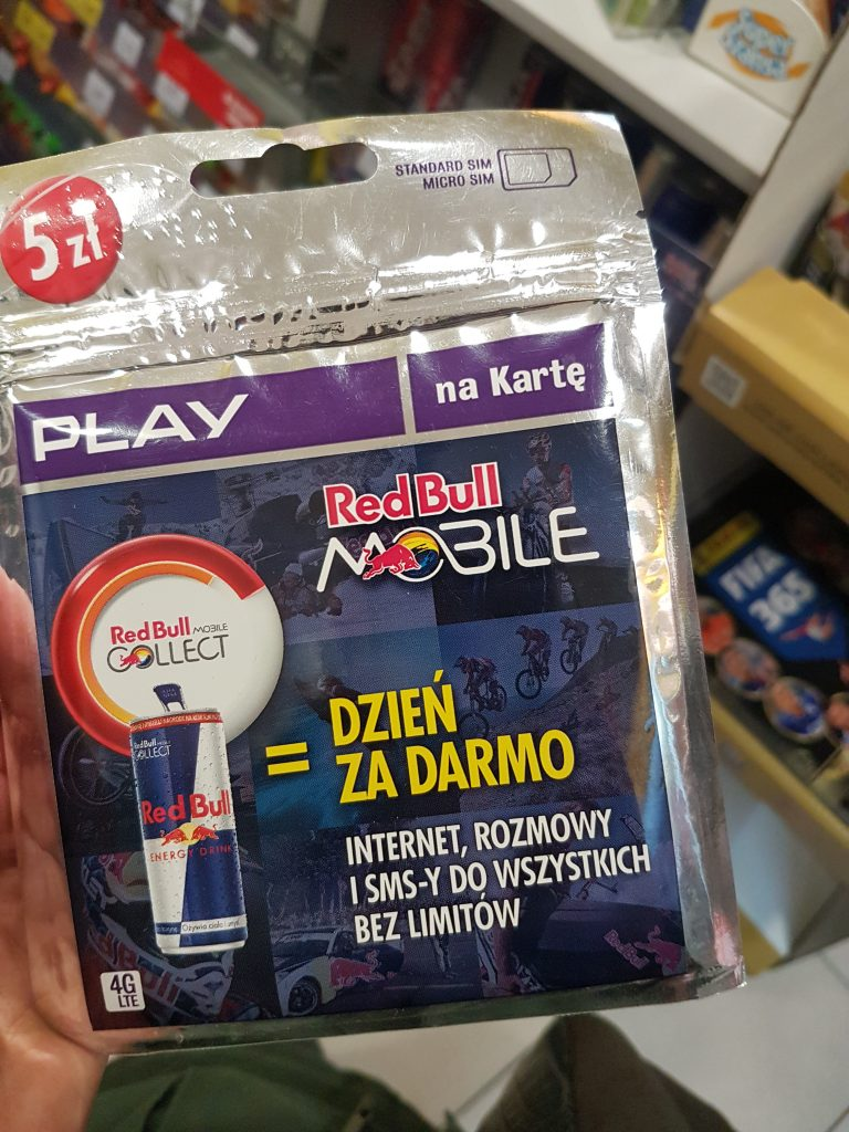 купить SIM red bull mobile
