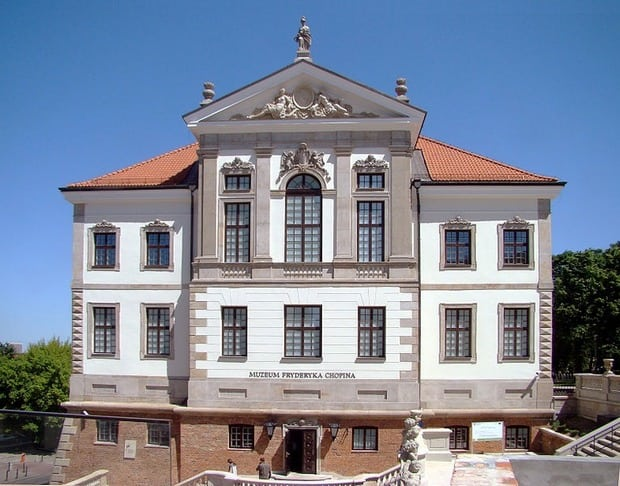 Музей Шопена Варшава
