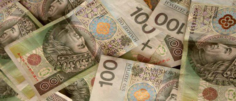 Средняя зарплата в Польше выросла