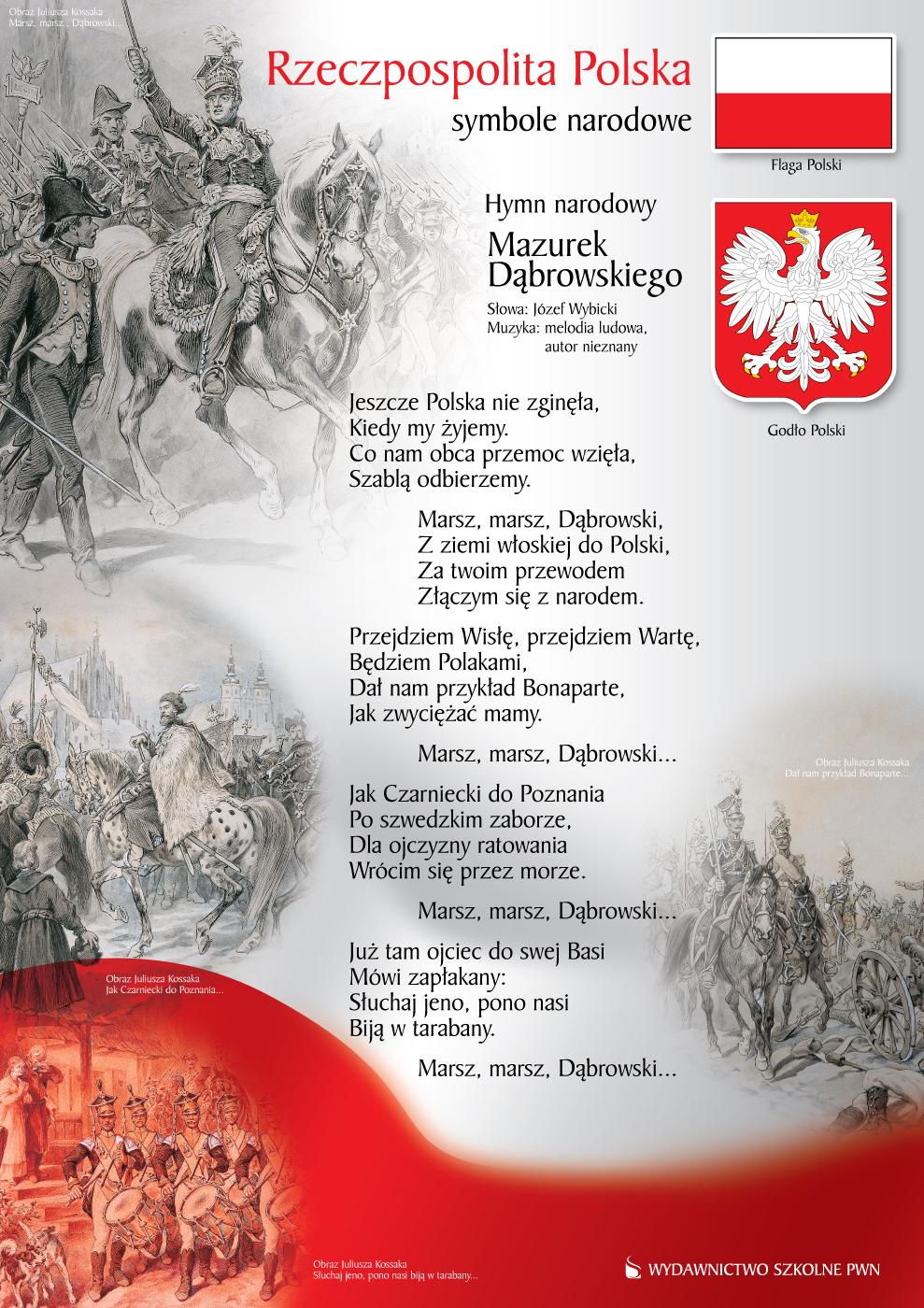 Гимн Польши