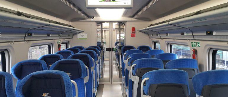Польская железная дорога готовится к Рождественским праздникам